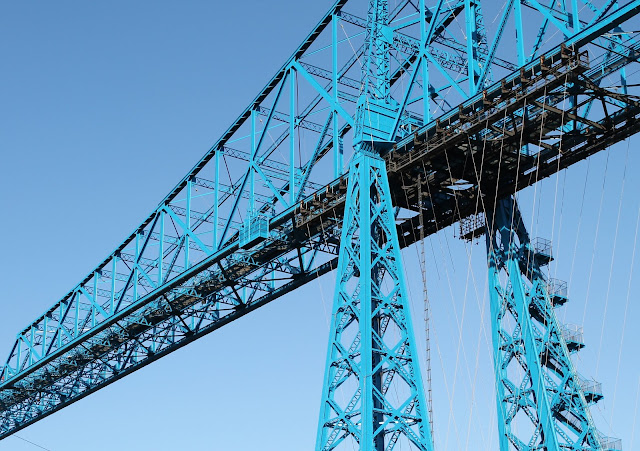 What to do in Middlesbrough - Transporter Bridge