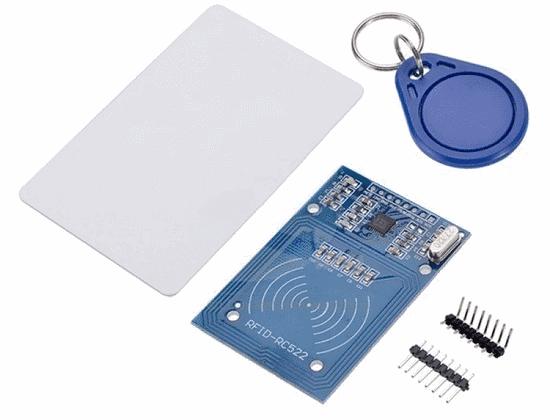 Módulo RFID RC522 Arduino