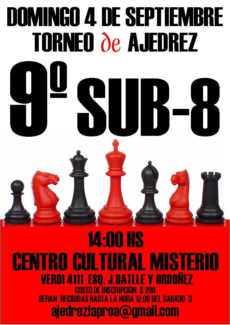 9.º Sub-8 de La Proa