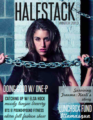 Halfstack Magazine Winter 2013