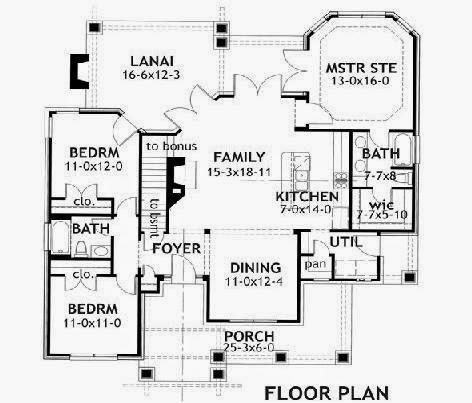 Planos de casas planos de casas en espa a - Planos de casas en espana ...