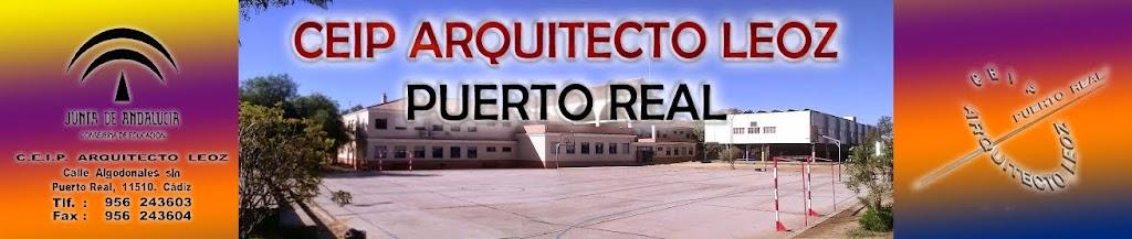 CEPR ARQUITECTO LEOZ                                  DE  PUERTO REAL