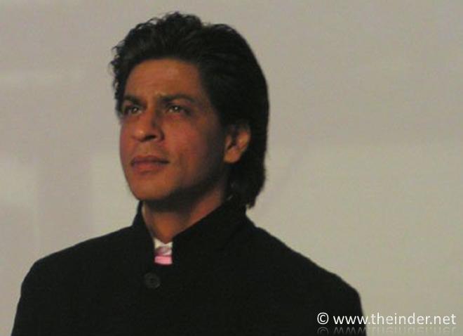 König der Romanze: Shahrukh Khan