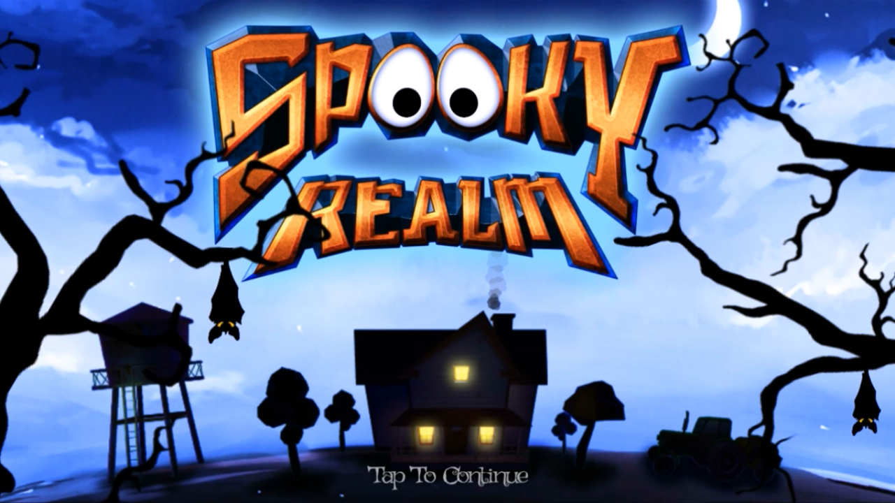 Spooky Realm Gameplay IOS / Android