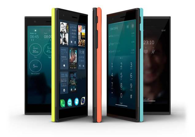 Mantan Karyawan Nokia Luncurkan Smartphone Jolla Berbasis Sailfish