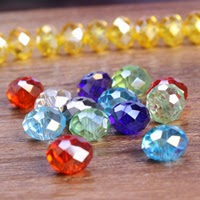 abacus gemstones bead