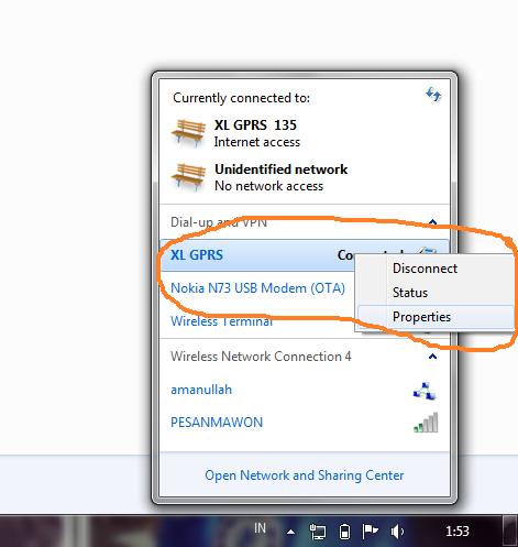 Cara menambah kecepatan akses modem kita pengaturan wifi