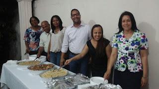 FundaciónTemistócles Metz realiza Tradicional Cena Navideña en Pueblo Nuevo
