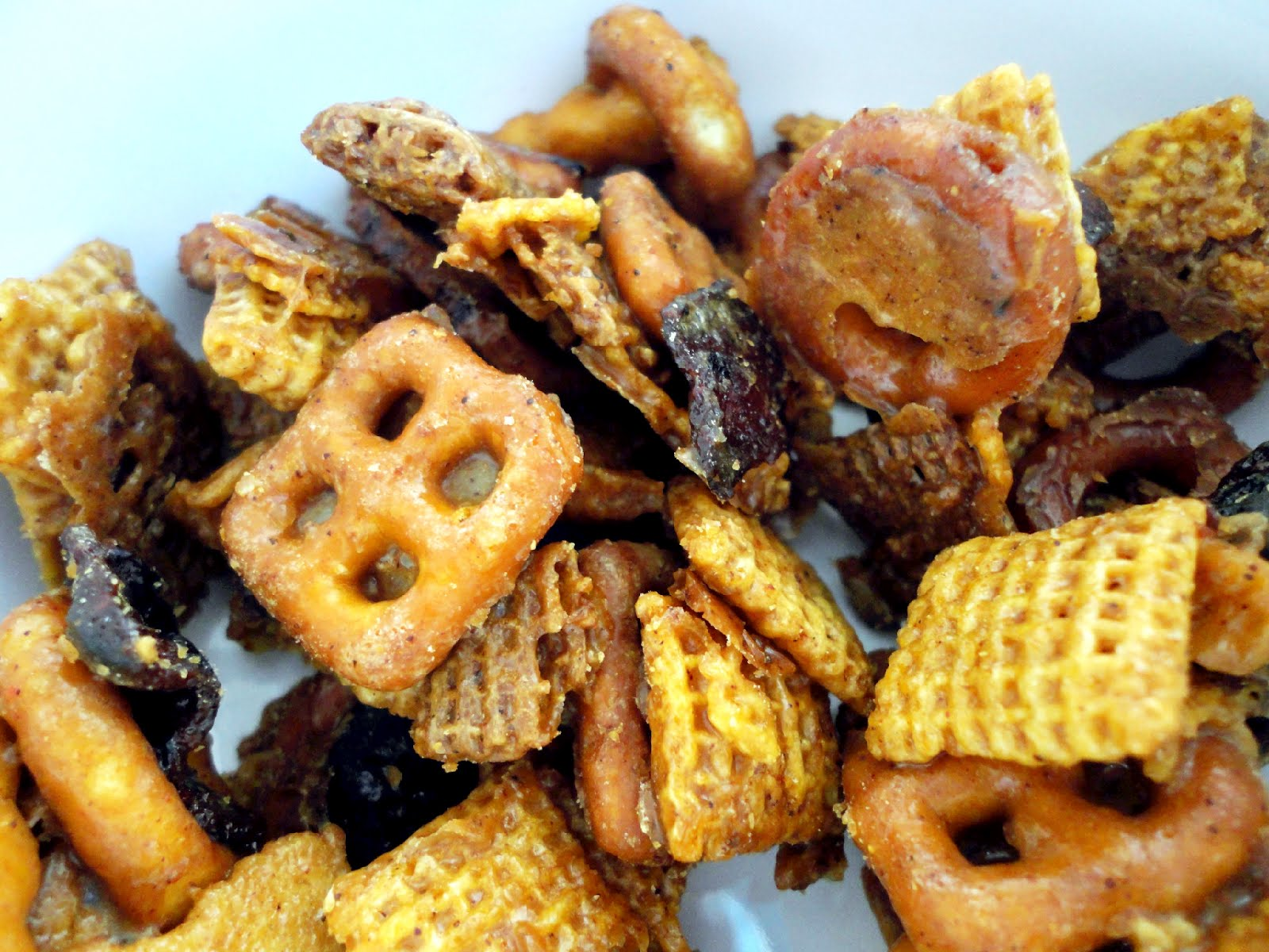 Recipe Resolution: Honey Jack Bacon Snack Mix