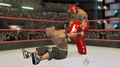 WWE Smackdown VS Raw free pc game download