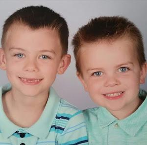 Kaleb and Kyle