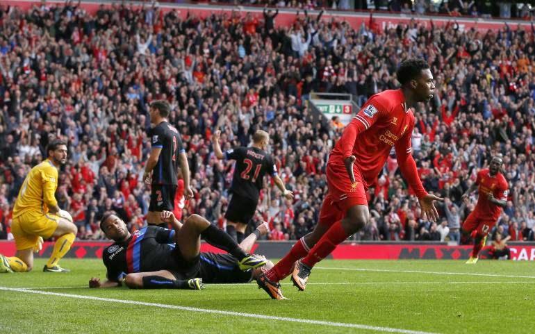 PREVIEW Pertandingan Crystal Palace vs Liverpool 6 Mei 2014 Dini Hari