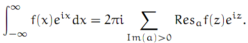 Complex Analysis: #17 Residues Around the Point at Infinity equation pic 7