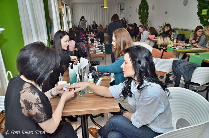 December Beauty Bloggers Meeting 3 beauty corner Topline