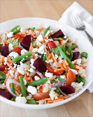 ... , Recipes and Travels: Super Salad: The Salad that Eats like a Meal