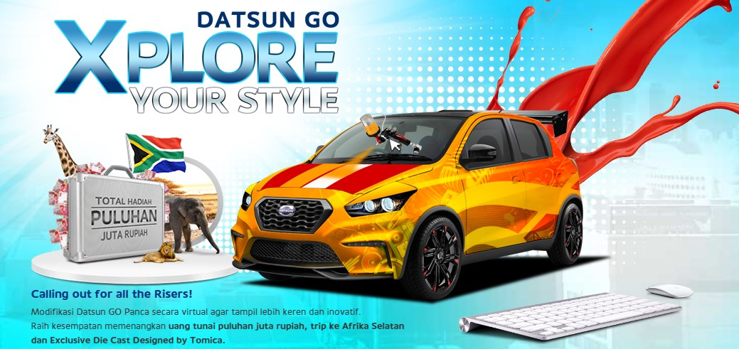 izor Note's - Digital Modifikasi Datsun