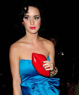 Amarelo Bordô Bolsas e Acessórios+Fashion+bolsa+moda-Bag-clutch-boca-Katy-Perry
