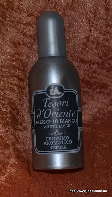 Tesori d'Oriente - Muschio Bianco / White Musk Parfum