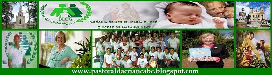 PASTORAL DA CRIANCA DE BOM CONSELHO - PE