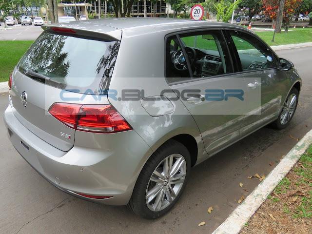 VW Golf 2016 - hatch médio mais vendido