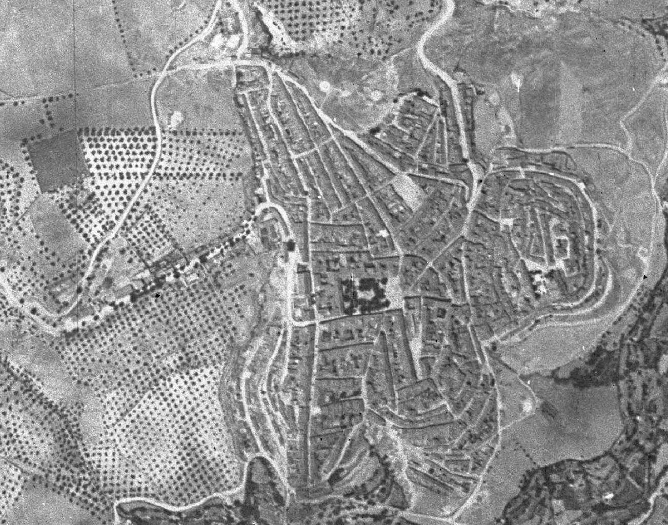 1939. Primer año de Posguerra en Quesada