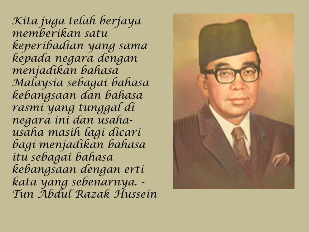 tun abdul razak biography essay Foreign policies of tun abdul razak period and their influences on malaysia 4715 words | 19 pages analyze the foreign policies of tun abdul razak period and their influences on malaysia lecturer's name : mr.