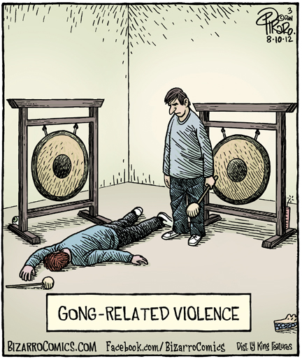 Gong Related Violence