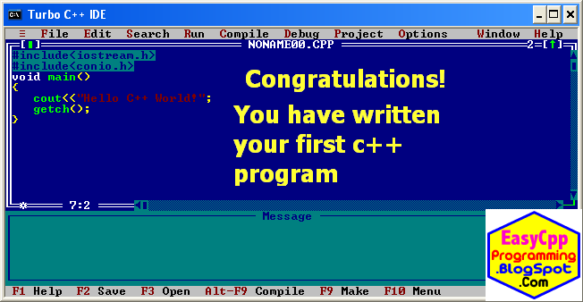 How To Write Compile And Run Your First C Program In