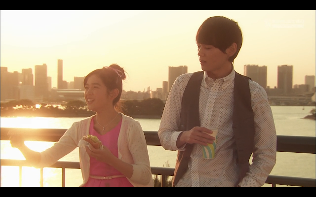 Kotoko mistakes Naoki's thanks for a proposal.