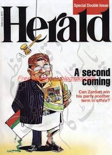 Herald Magazine February 2013
