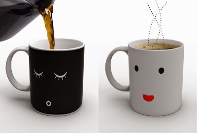 Cute morning mug