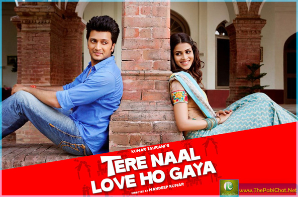 Tere Naal Love Hogaya 2012  @ www.Movies-Wood.Blogspot.Com