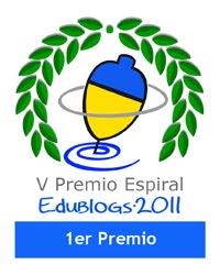 Ganamos el primer premio Espiral en 2011