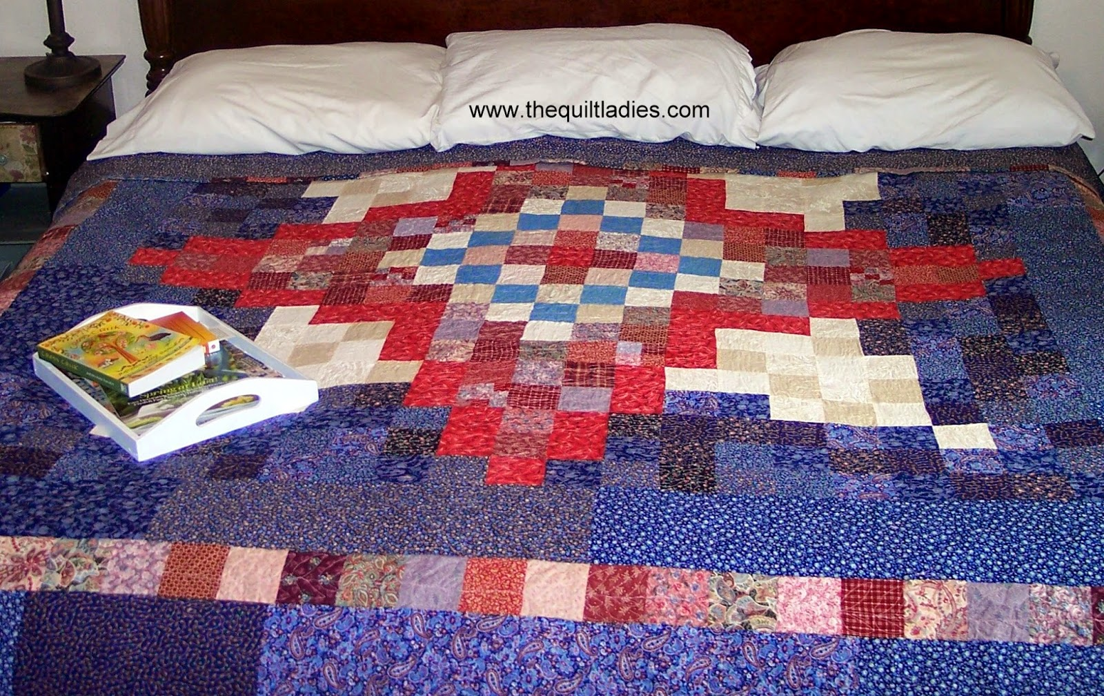 Quilts from The Quilt Ladies