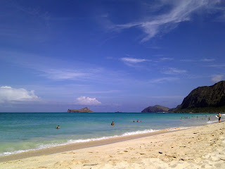 Best Oahu beach