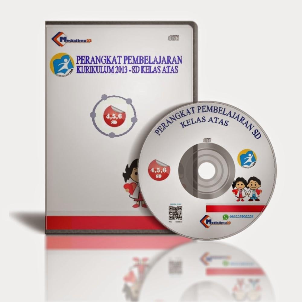 Cd Rpp Silabus Lengkap Perangkat Pembelajaran Sd Mi Kurikulum 2013 Kurikulum 2013 Ptk Sd