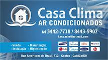 CASA CLIMA AR CONDICIONADOS