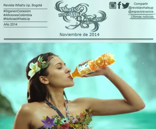 Colombia-evolución-gaseosas-nueva-contendido-fruta-menos-azúcar