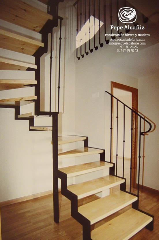 Escalera Interior Escaleras De Interior Escaleras