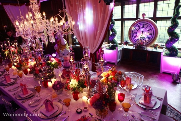 Super Rich Couple S Dream Birthday Party Womenify