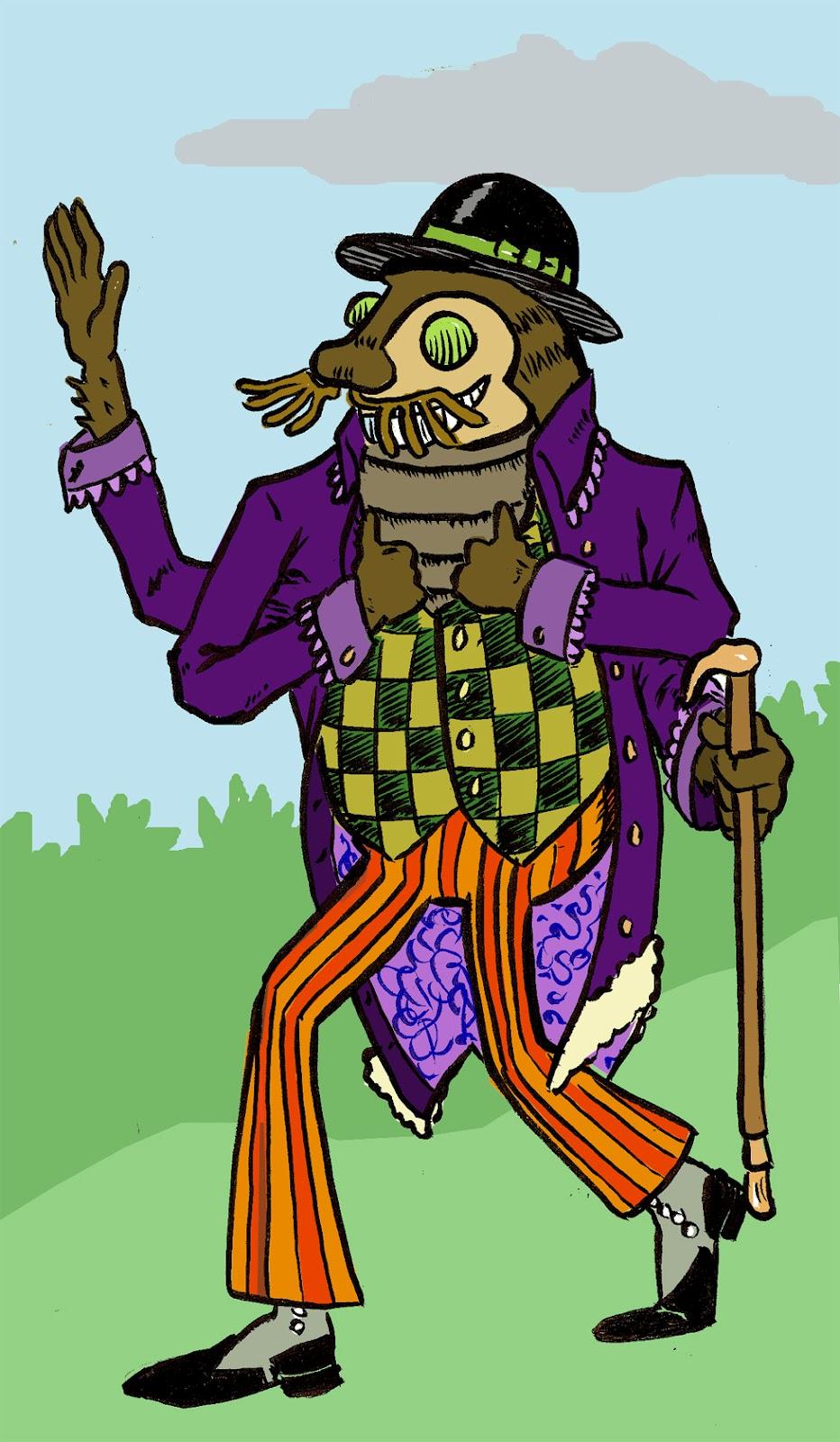 Humbug Phantom Tollbooth
