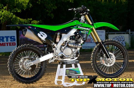 Kawasaki KX250F 2013 Review   Motorcycle News