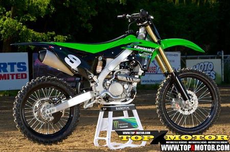 Kawasaki KX250F 2013 Review   Motorcycle News