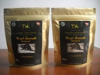 golden luwak coffee, kopi luwak premium