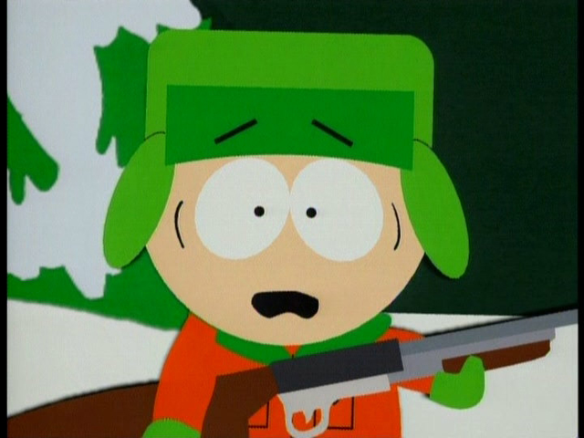 ryan s blog kyle broflovski season 1