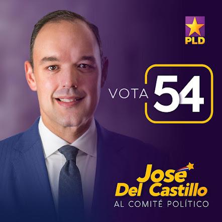jose al cp del pld VOTA 54