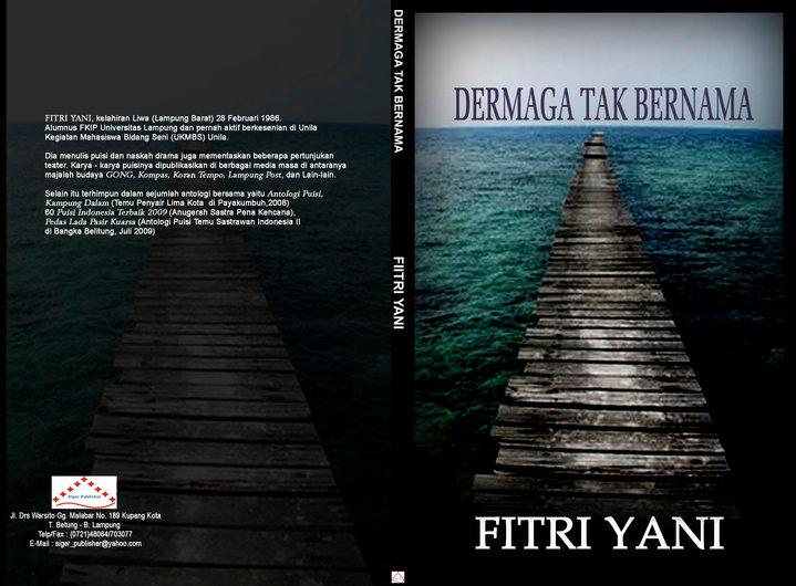 Dermaga Tak Bernama Kumpulan Puisi Fitri Yani