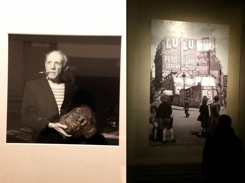 Exposition Paris Magnum - Picasso