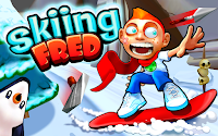 Download Android Game Skiing Fred APK 2013