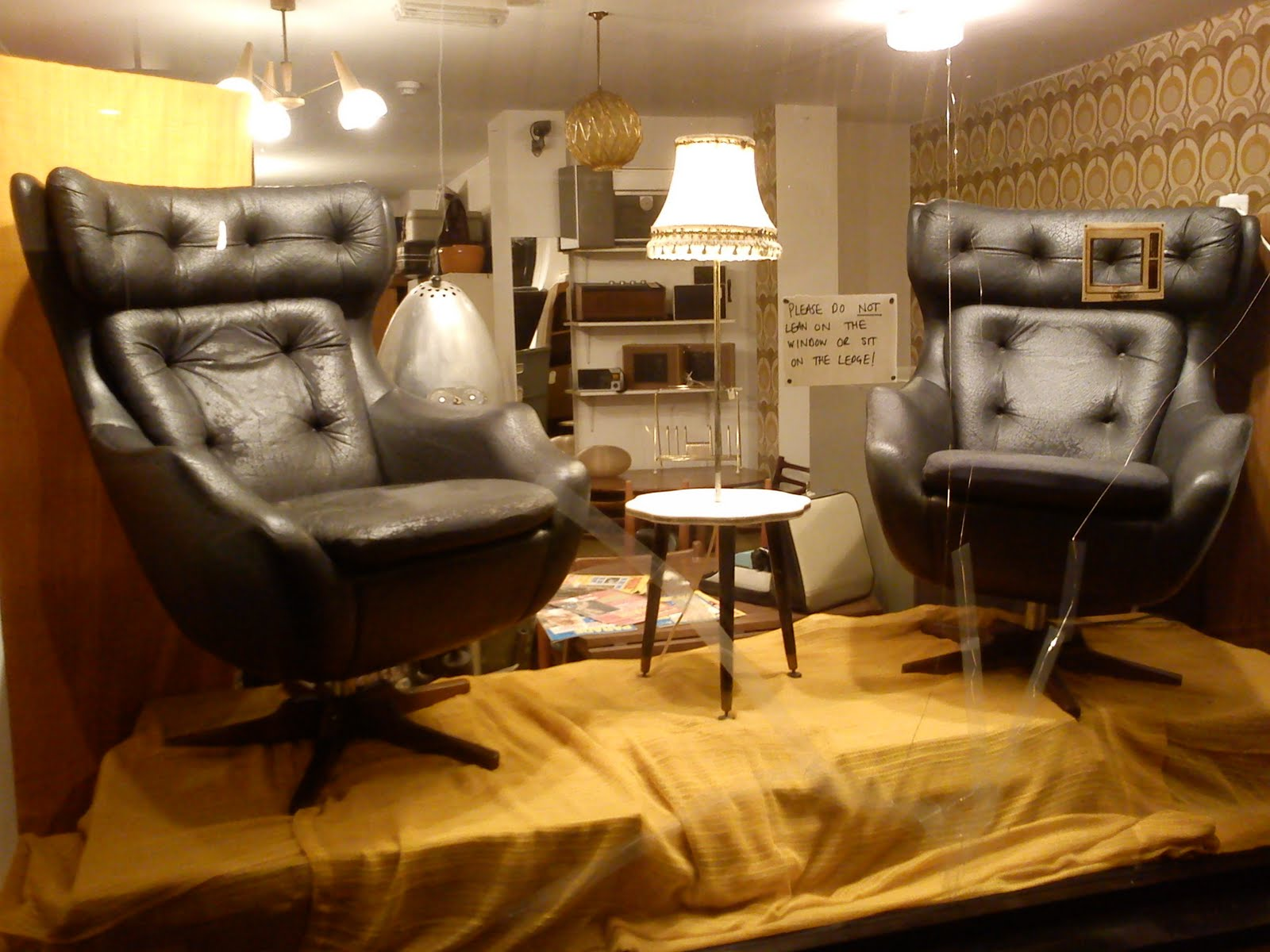 knoll egg chair. 1970s Pair Of Parker Knoll Egg Chairs £SOLD Chair